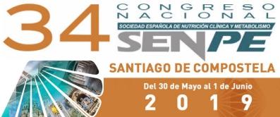 34 Congreso Nacional SENPE. Santiago de Compostela 30 al 1de junio de 2019