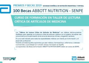 100 Becas Abbott Nutrition - SENPE